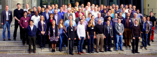 Participants of the 10th Topical SPARC Workshop held at Jena.